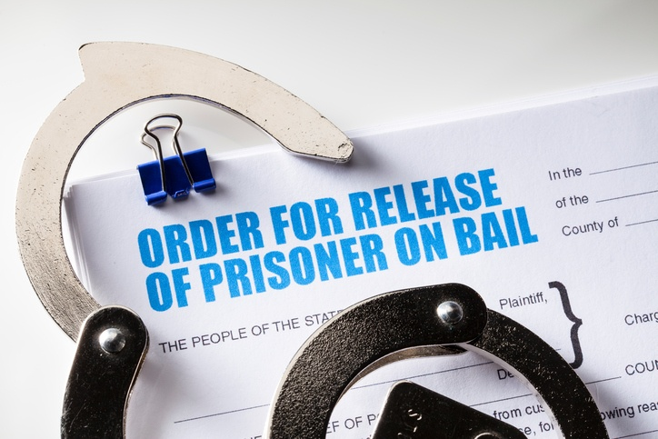 Order for release of person on bail | 24/7 Bail Bonds | Bail Bonds Near You